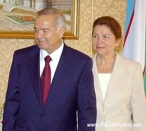 Tatyana Karimova, First Lady of Uzbekistan