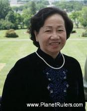 Trần Thị Kim Chi, First Lady of Vietnam