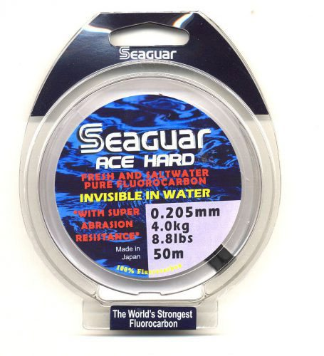 seagar fluorocarbon spooled