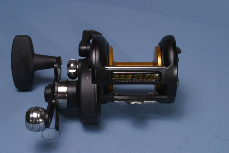 Penn 525 Mag (Slidy) reel tuning guide