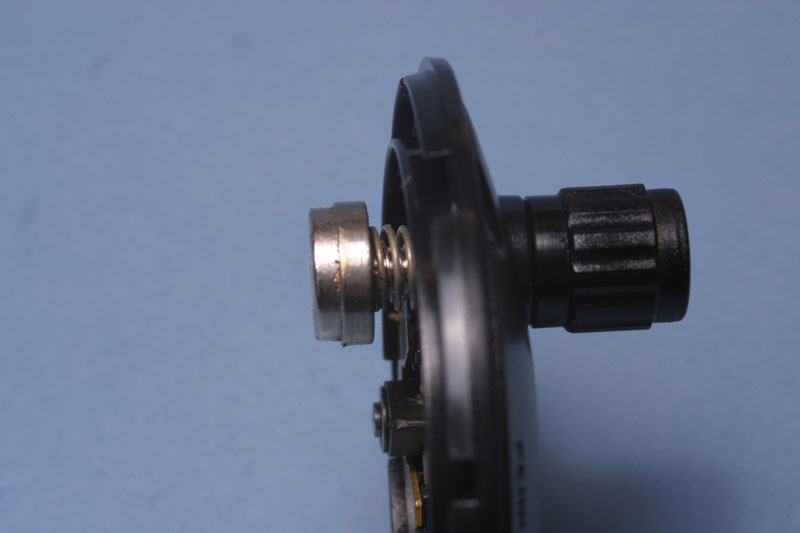 Step 5 - Penn 535GS Mag T reel tuning guide