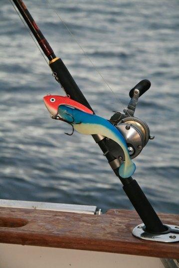 a Sea Weaver jig head lure