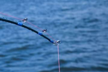 Century Excalibur Braid Rod tip