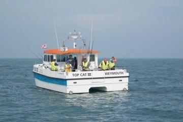 European Boat Championship Weymouth top cat III