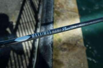Fladen Maxximus Nano Plus Rod decal