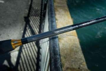 Fladen Maxximus Nano Plus Rod bindings