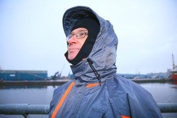 Fisheagle Floatation Suit hood
