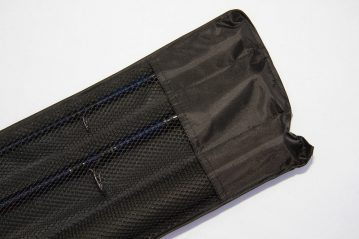 Snowbee Deep Blue Charter Rods sectioned bag