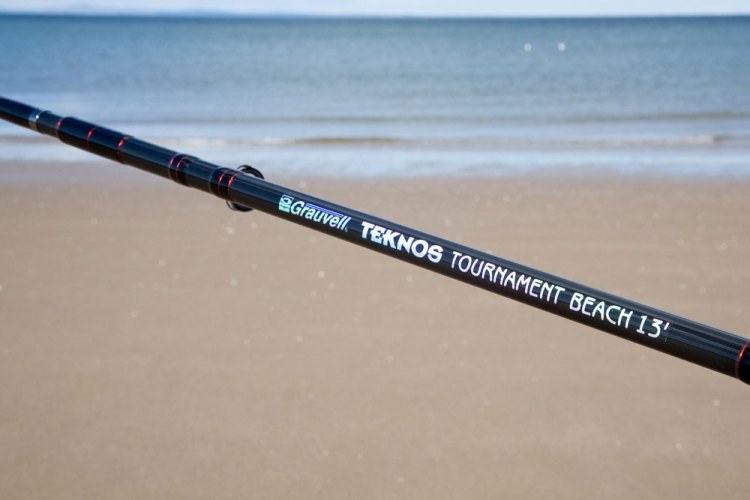 Grauvell Teknos Tournament rod decal