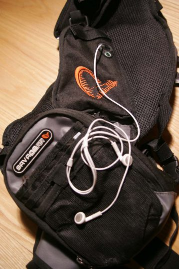Savage Gear Roadrunner Gear Bag phone pocket