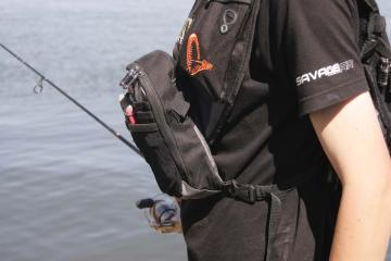 Savage Gear Roadrunner Gear Bag chest fit