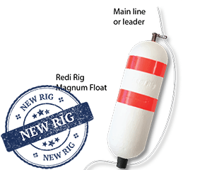 redi rig float tope rig