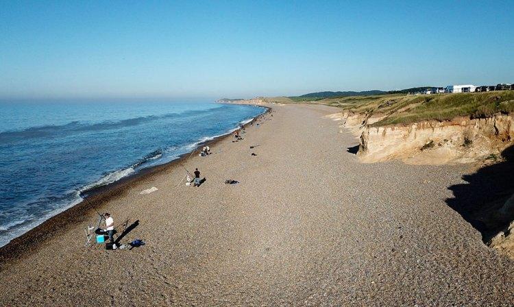 kelling beach