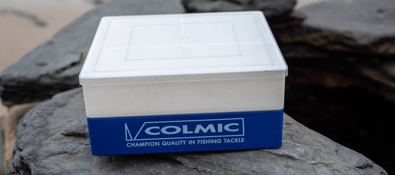 the Colmic Bait Box Cooler complete