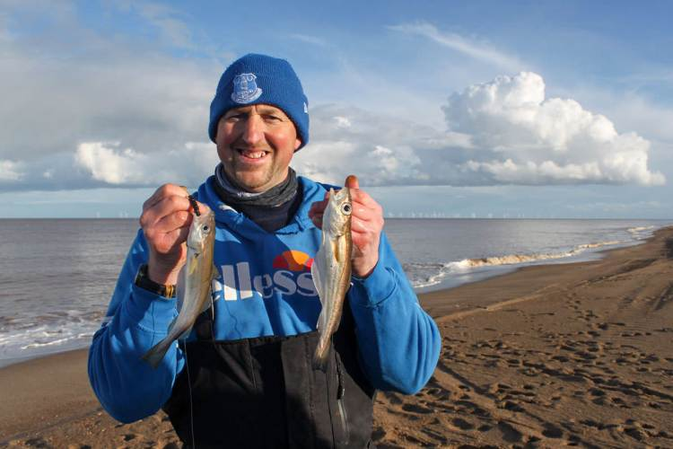 Match winner Adie with a double shot of half decent whiting