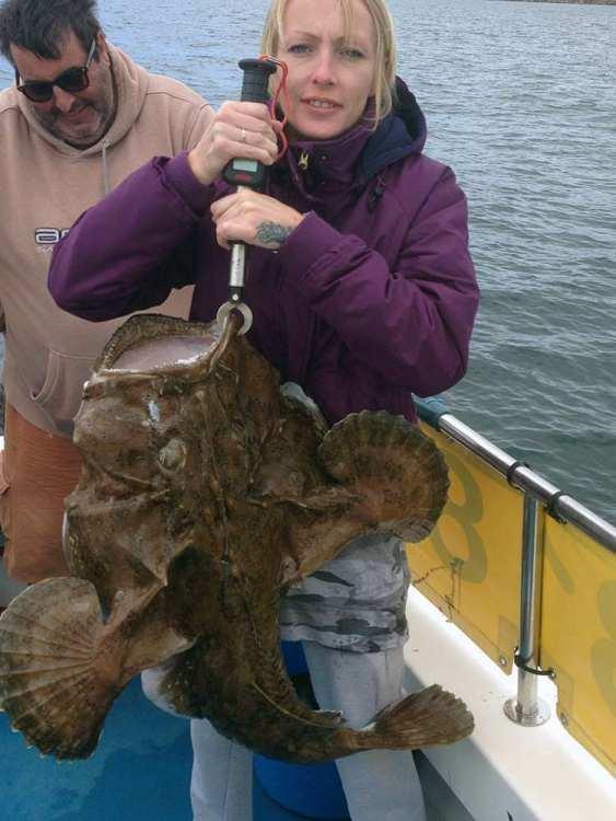 lucy's anglerfish