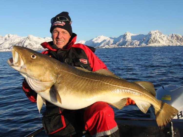 norway boat cod toine