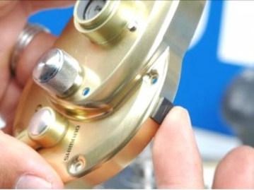 upgrading shimano torium trinidad reels