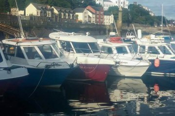 Festival Fishing in The Isle of Man