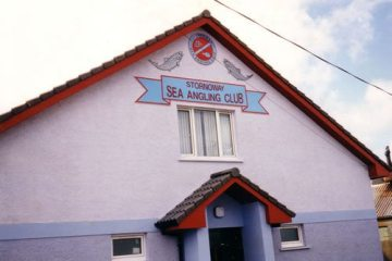 stornoway sea angling club house