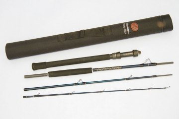 Snowbee Travel Boat Rods and case