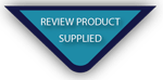 review product supplied sticker