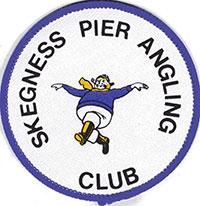 skagness pier angling club logo