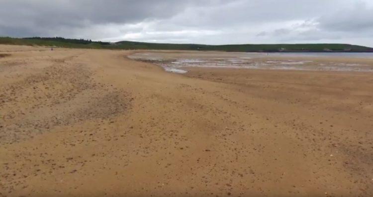 Sandside beach Caithness