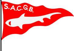 Shark ANgling Club of Great Brain Logo