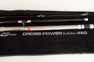 Cinnetic Cross Power Evolution rod