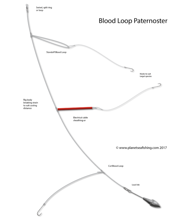 blood loop paternoster