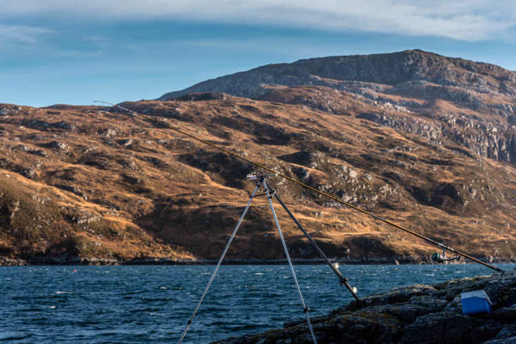 Researching A New Shore Mark Loch Glencoul