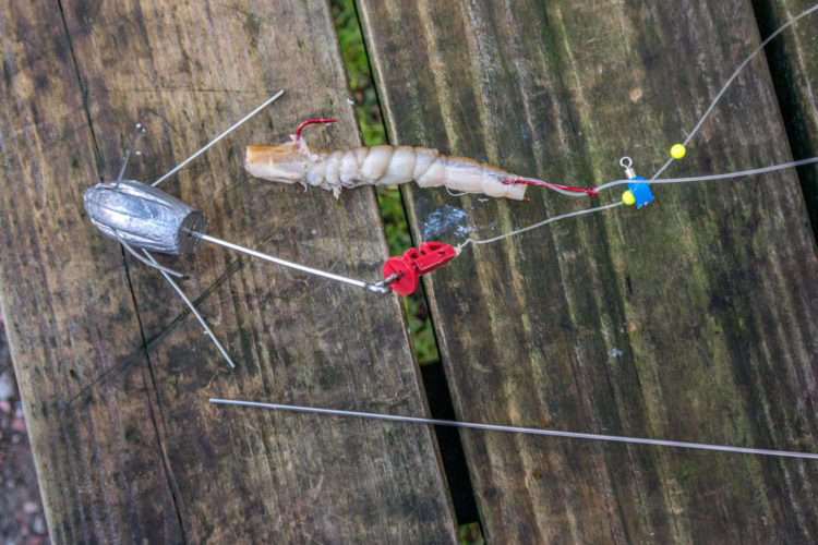pulley pennel rig
