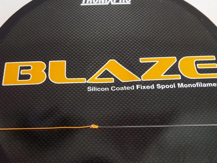Blaze leader knot