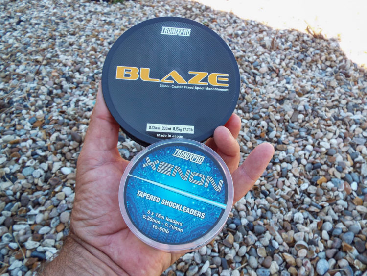 Blaze main line and Xenon leaders