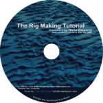 Rig Making Tutorial DVD with Dave Docwra still disc