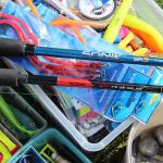 some of the fishing gear for the shetland isles