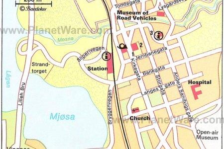 tourist of surroundings of chur map tourist places » ..:: Edi Maps ...