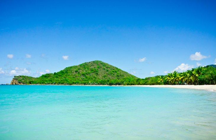 Smuggler's Cove Beach, Tortola