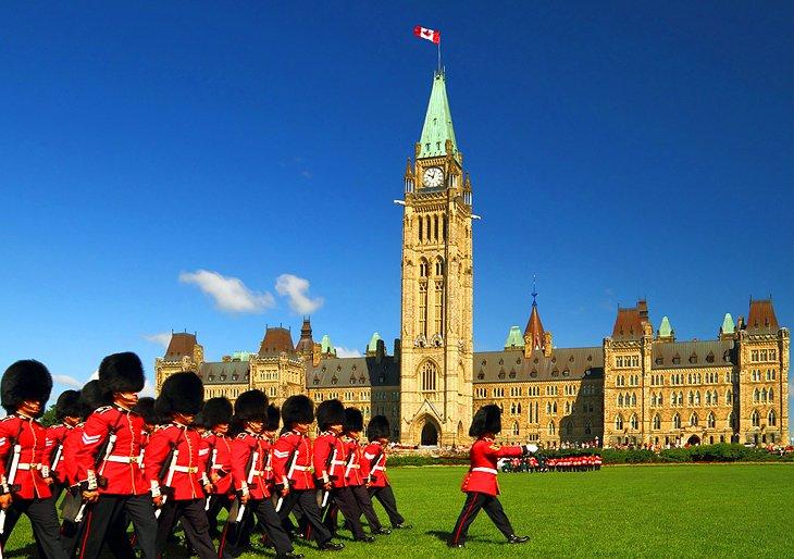 Ottawa's Parliament Hill