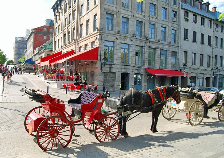 old section of Montreal, Old Montreal, Old Montreal  canada,  Montreal