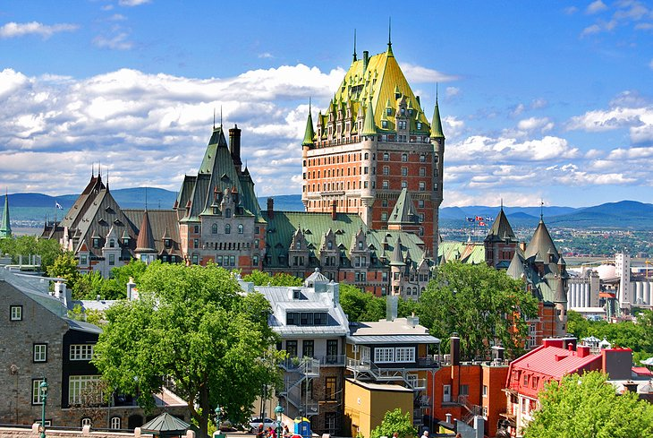Old Quebec, Old Quebec canada, Quebec