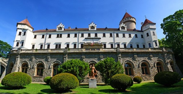 Konopiště Chateau and the Archduke's Trophies