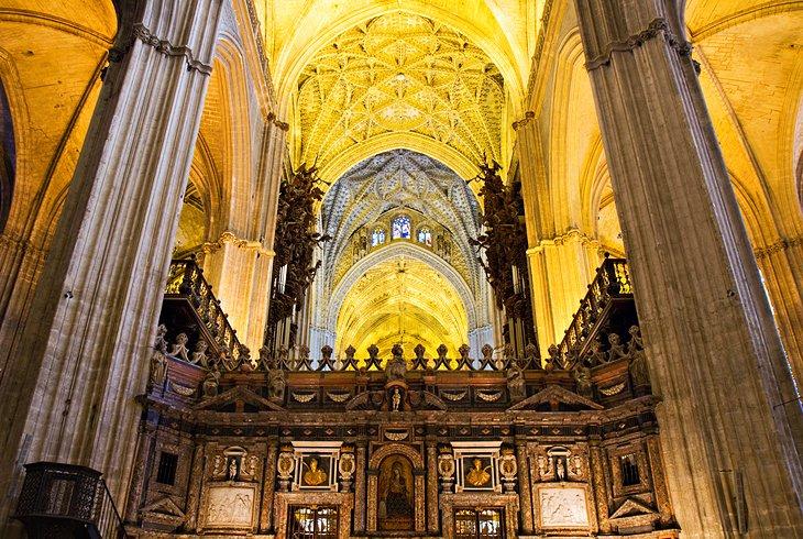Севильский кафедральный собор и Алькасар