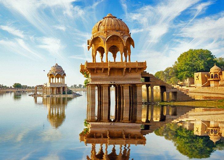 The Golden City: Jaisalmer