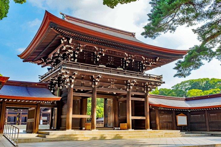 The Meiji Shrine