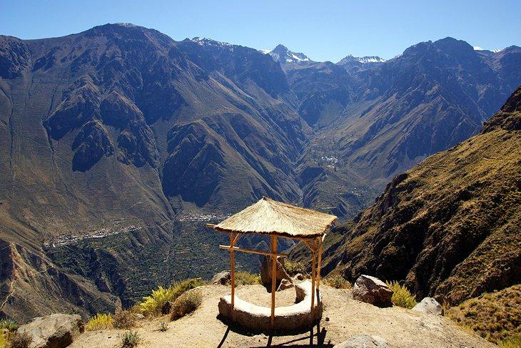 Peru Gezilecek Yerler Colca Kanyonu