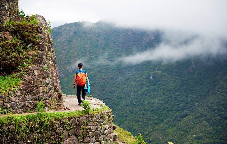 Peru Gezilecek Yerler İnka Yolu