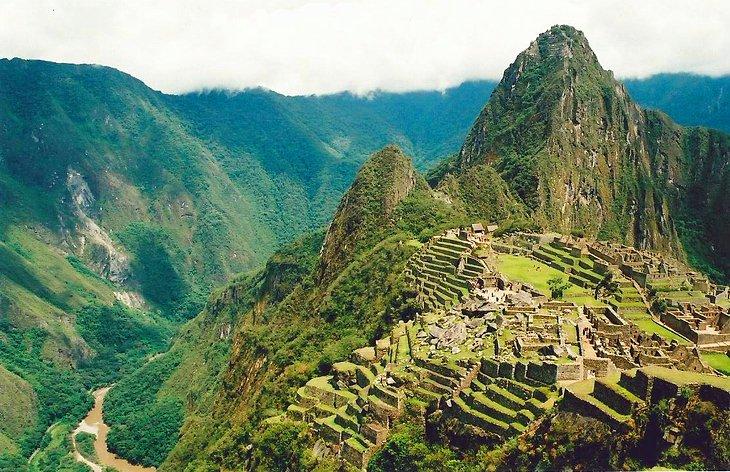 Peru Gezilecek Yerler Machu Picchu