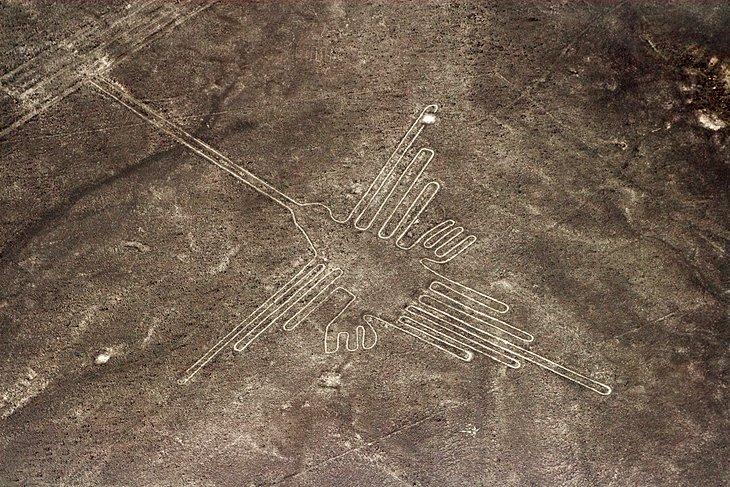 Peru Gezilecek Yerler Nazca Çizgileri